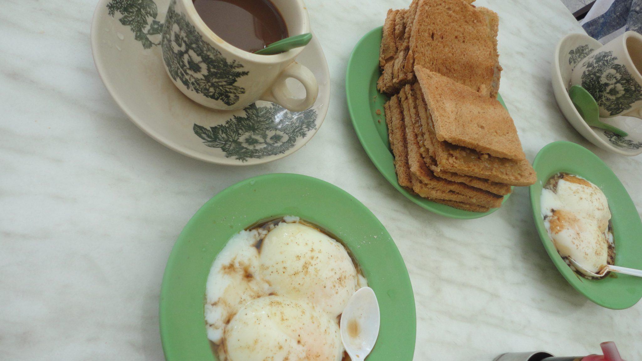 Dit is het lekkerste ontbijt van Singapore