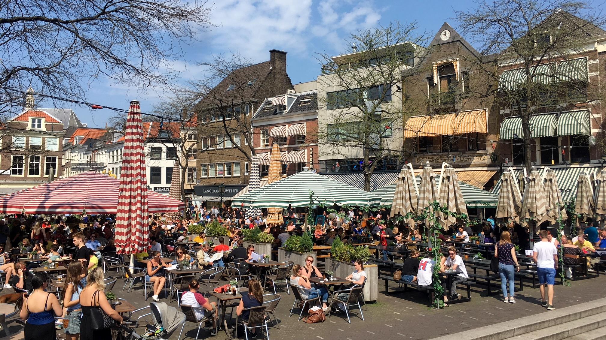 Grote Markt Den Haag