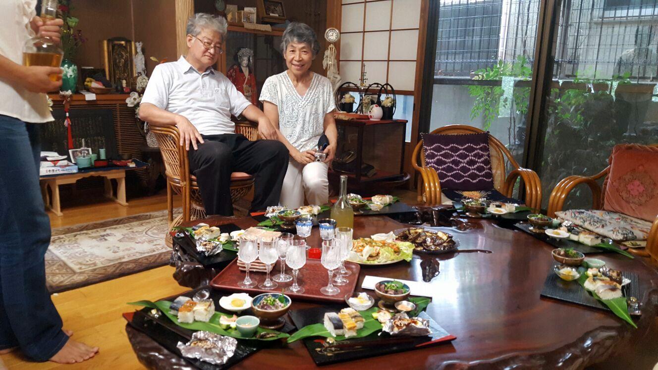 Doen: Eet bij Japanners thuis via Nagomi Visit