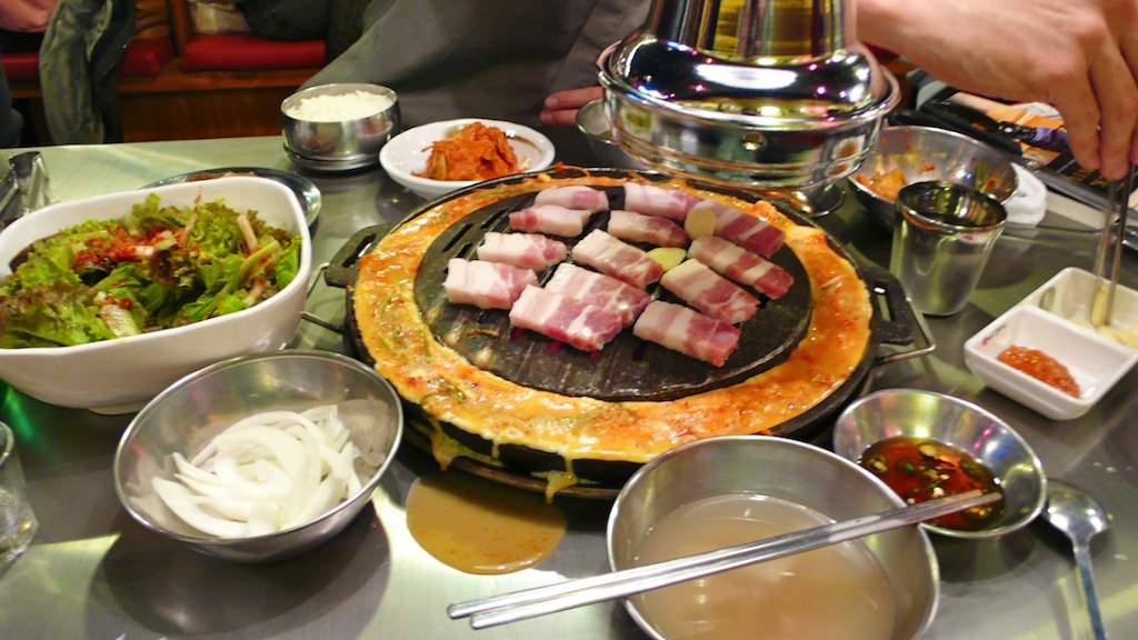 Restaurants in Seoul