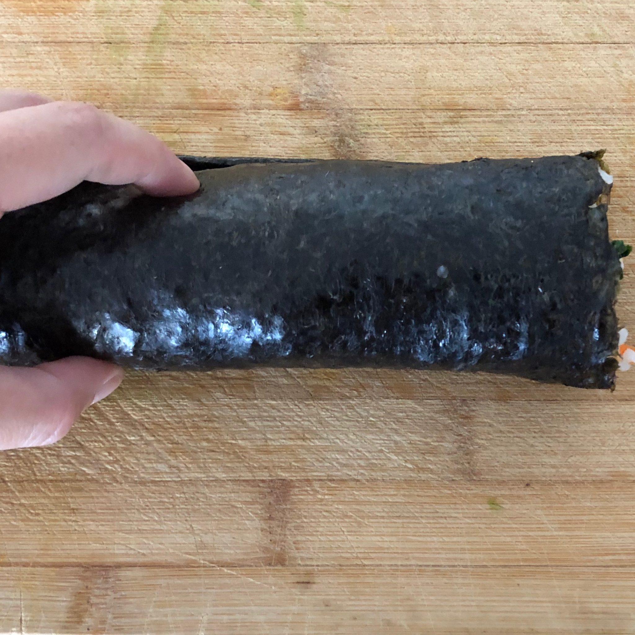 Koreaanse sushi