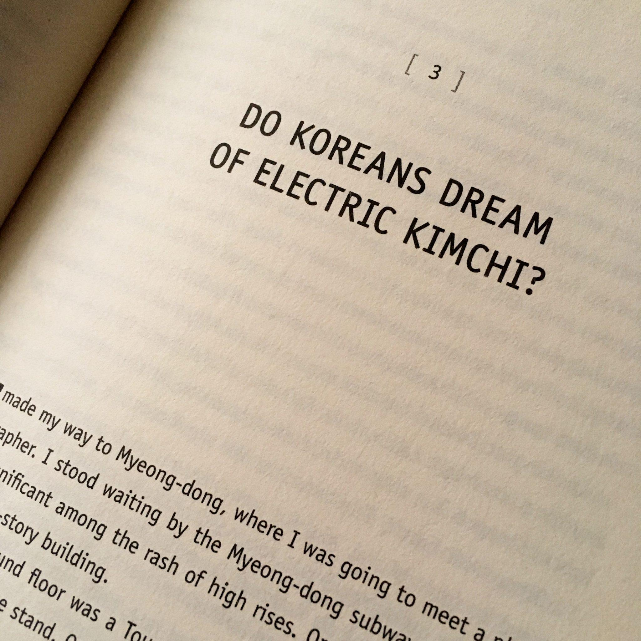 Foodie Korea