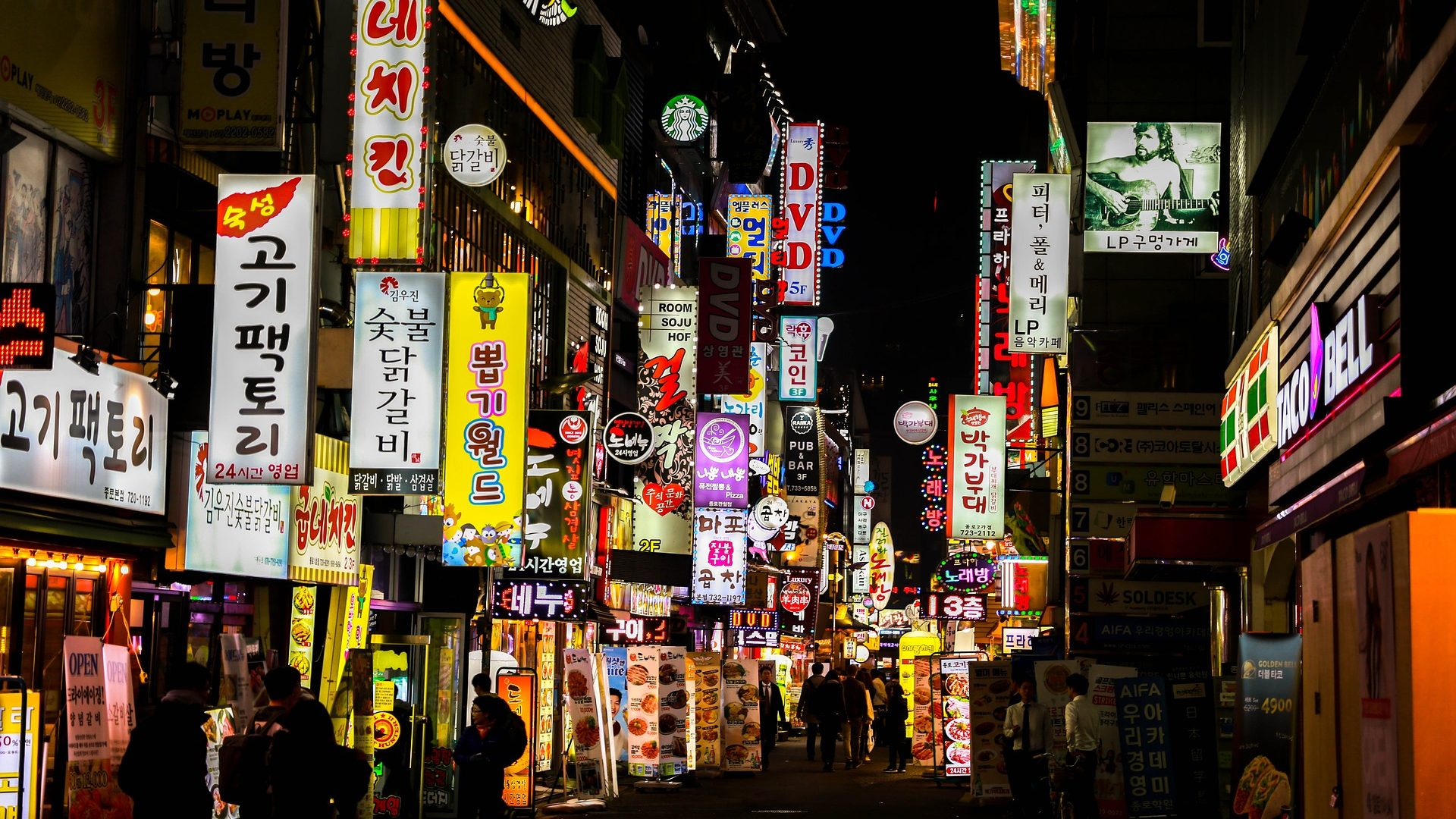 Eating Korea, deel 1: restaurants in Seoul