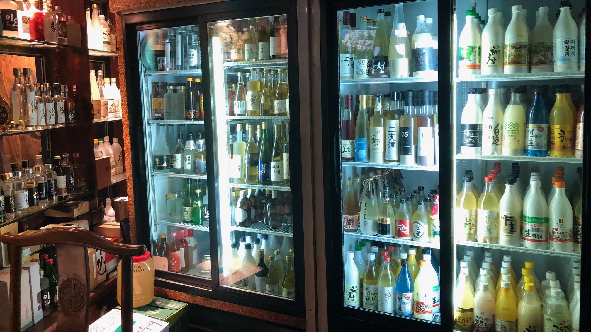 Makgeolli bar