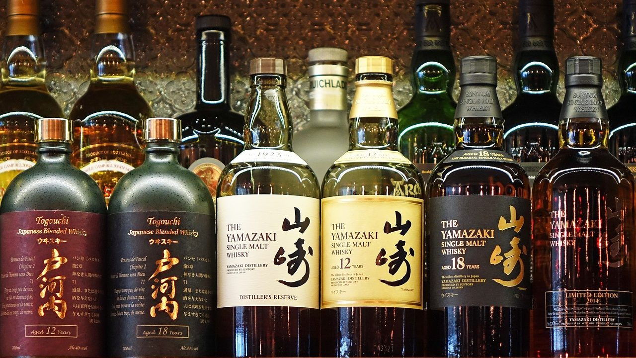 Alles over… Japanse whisky