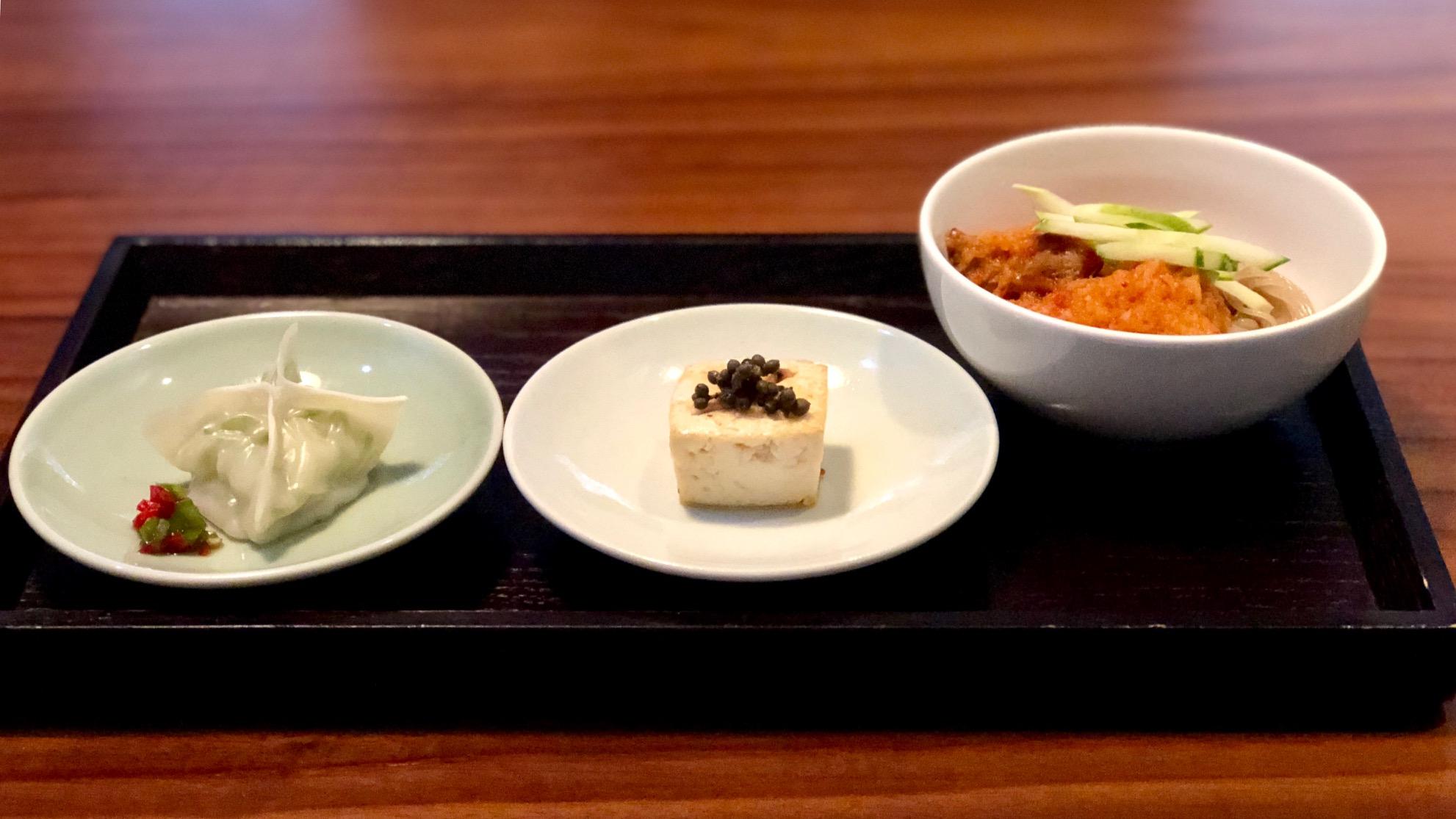 Balwoo Gongyang in Seoul: boeddhistisch feestmaal met een Michelinster