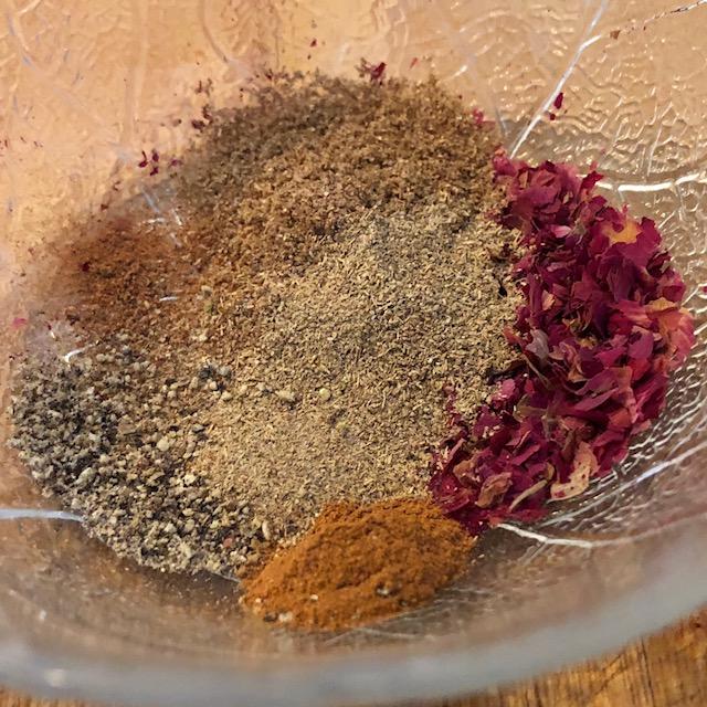 Perzische specerijenmix