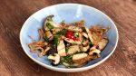 Thaise paddenstoelensalade