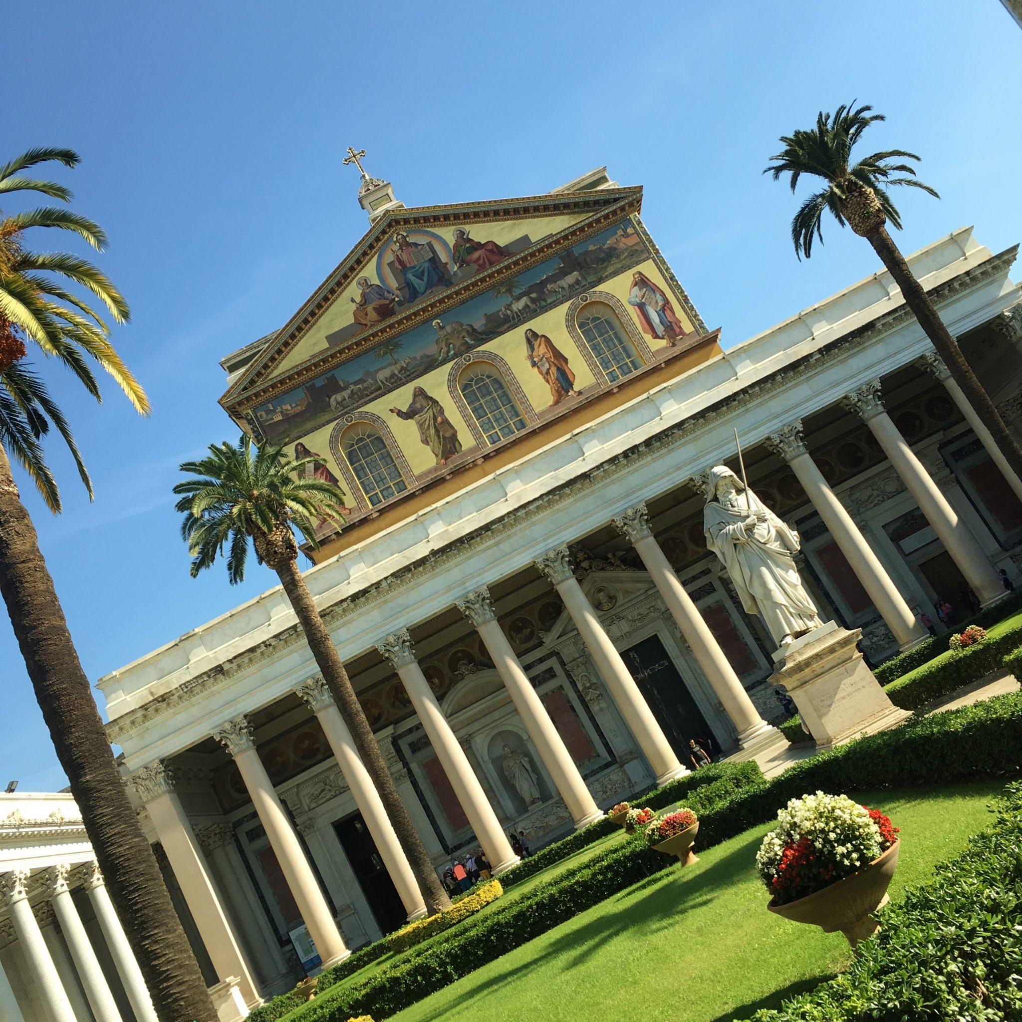 Basilica Ostiense