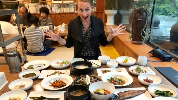 Hongsi Hanjeongsik: hier eet je als een Silla-koning!