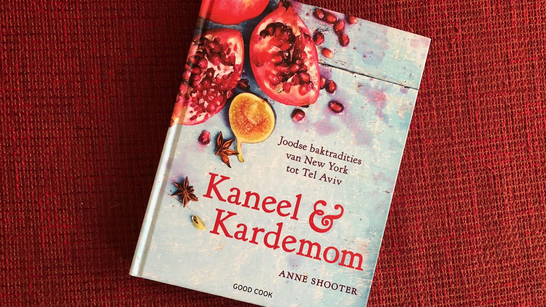 Anne Shooter: Kaneel & Kardemom