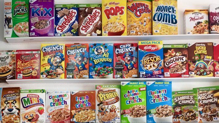 Pop Cereal in Porto: love it!