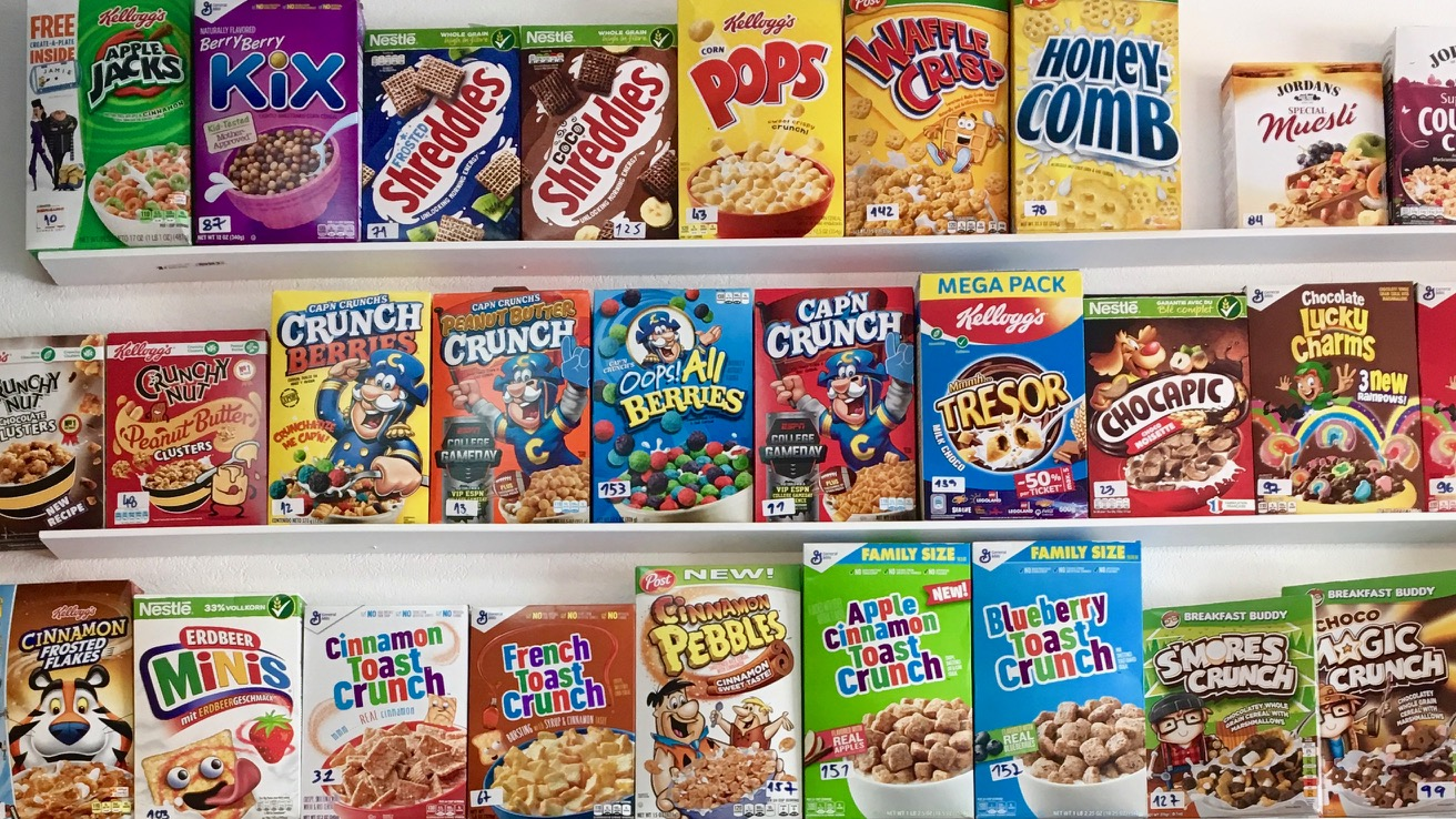 Pop Cereal in Porto: love it!