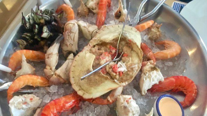 Ostras e coisas, de lekkerste sea food van Porto?