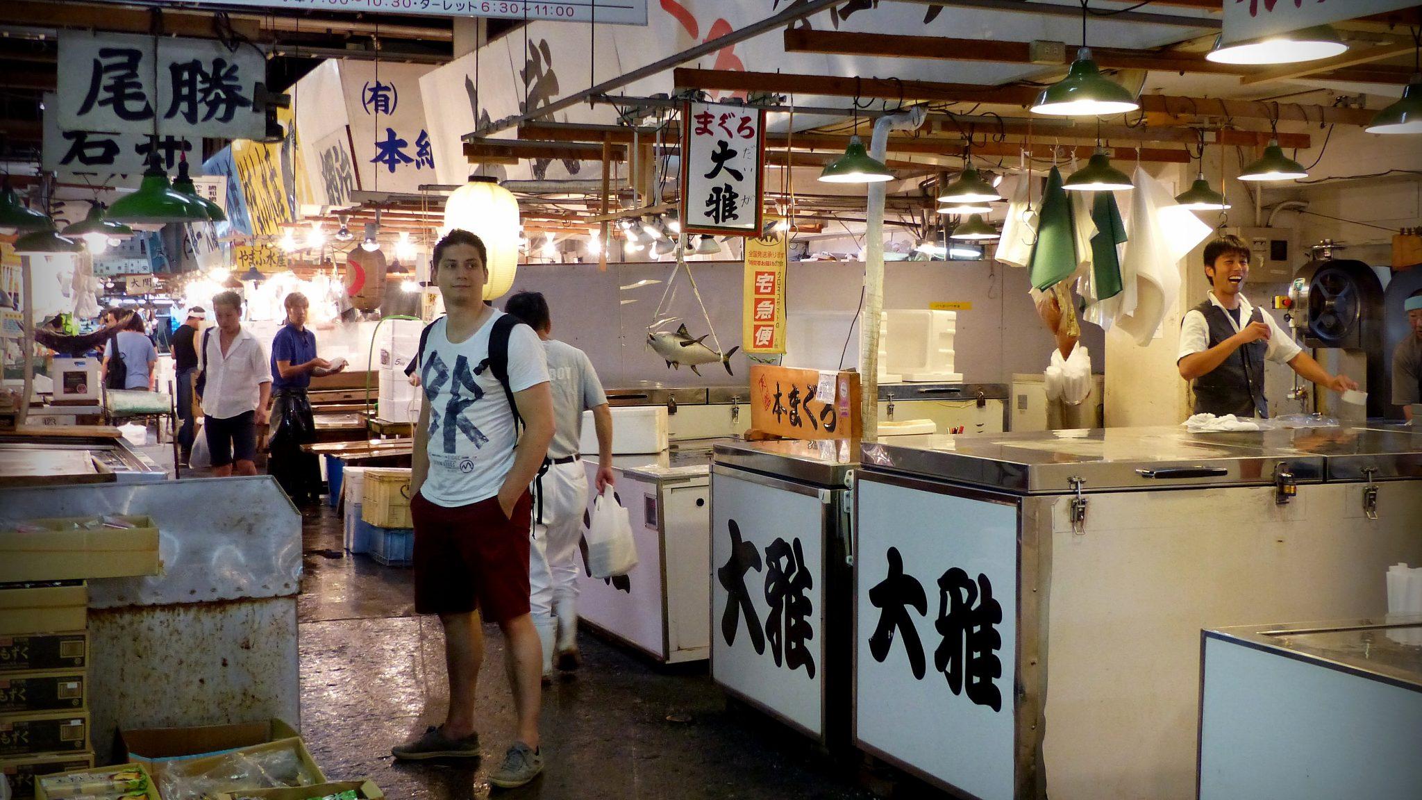 3 Japanse markten die je niet mag missen