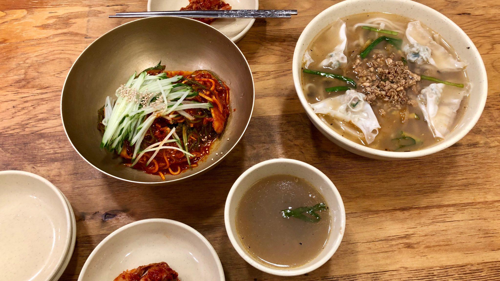 Simpel maar bekroond: Myeongdong Kyoja (Seoul)