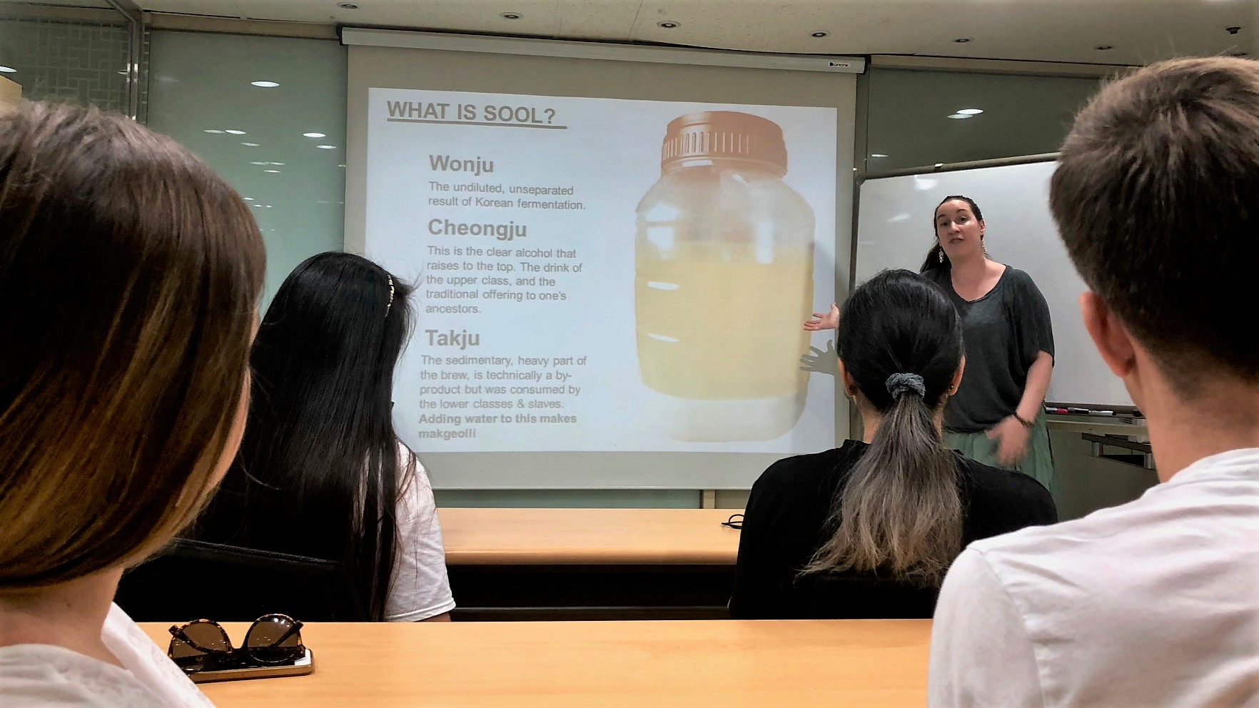 Doen in Seoul: zelf makgeolli brouwen bij The Sool Company