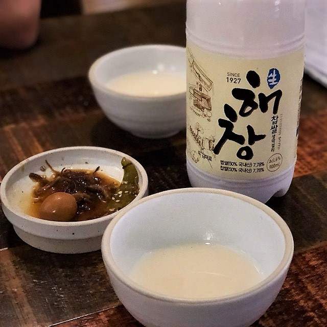 White Bear Makgeolli Bar