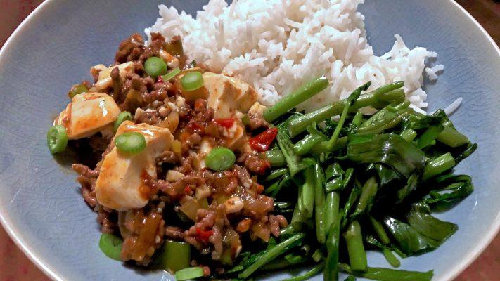 Mapo tofu: snelle klassieker uit Sichuan