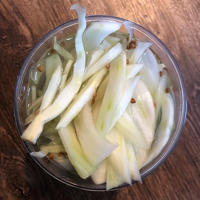 Koreaanse pickles
