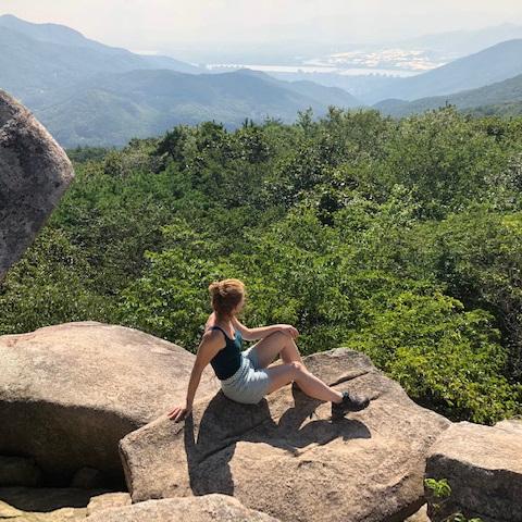 Hiken in Busan