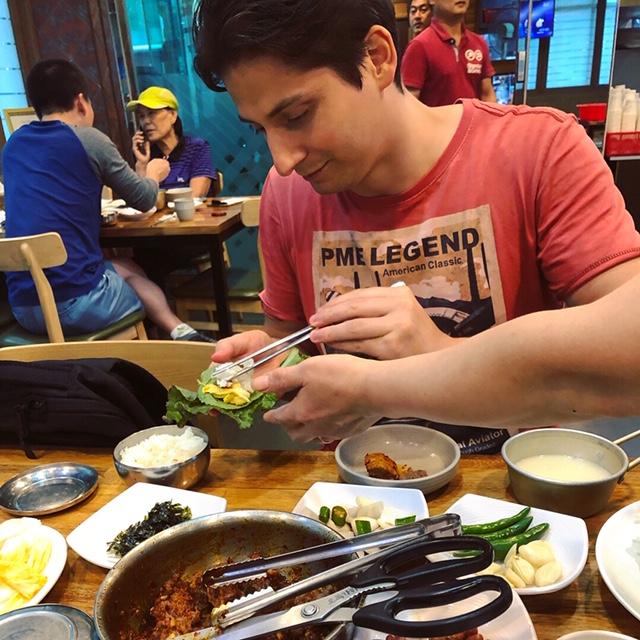 Culinair Zuid-Korea