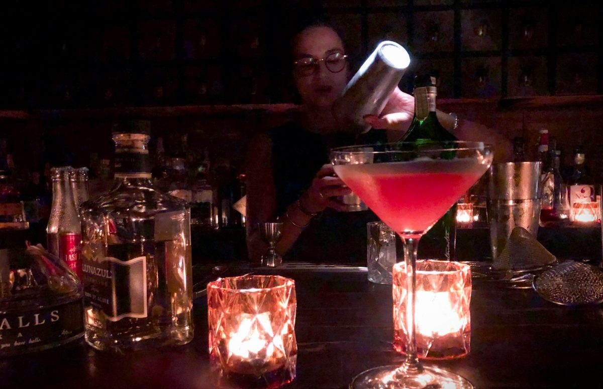 J Boroski: Bangkoks geheime cocktailbar zonder menu