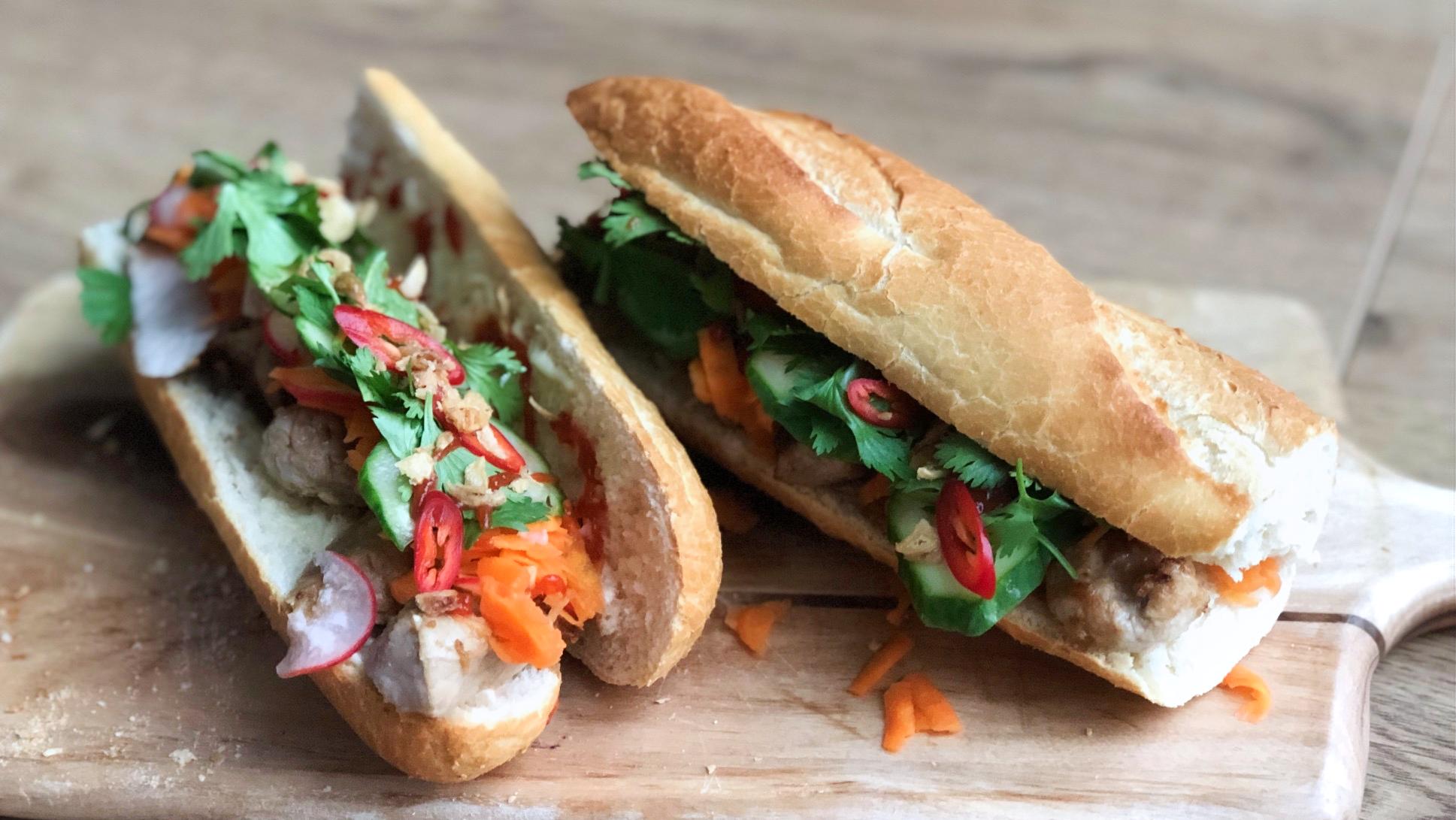 Banh mi: het ultieme Vietnamese broodje