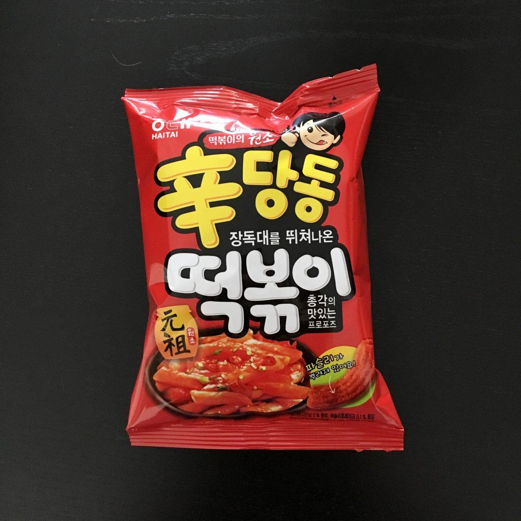 Koreaanse Snack