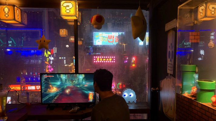 Retro Game Bar in Seoul: hot or not?