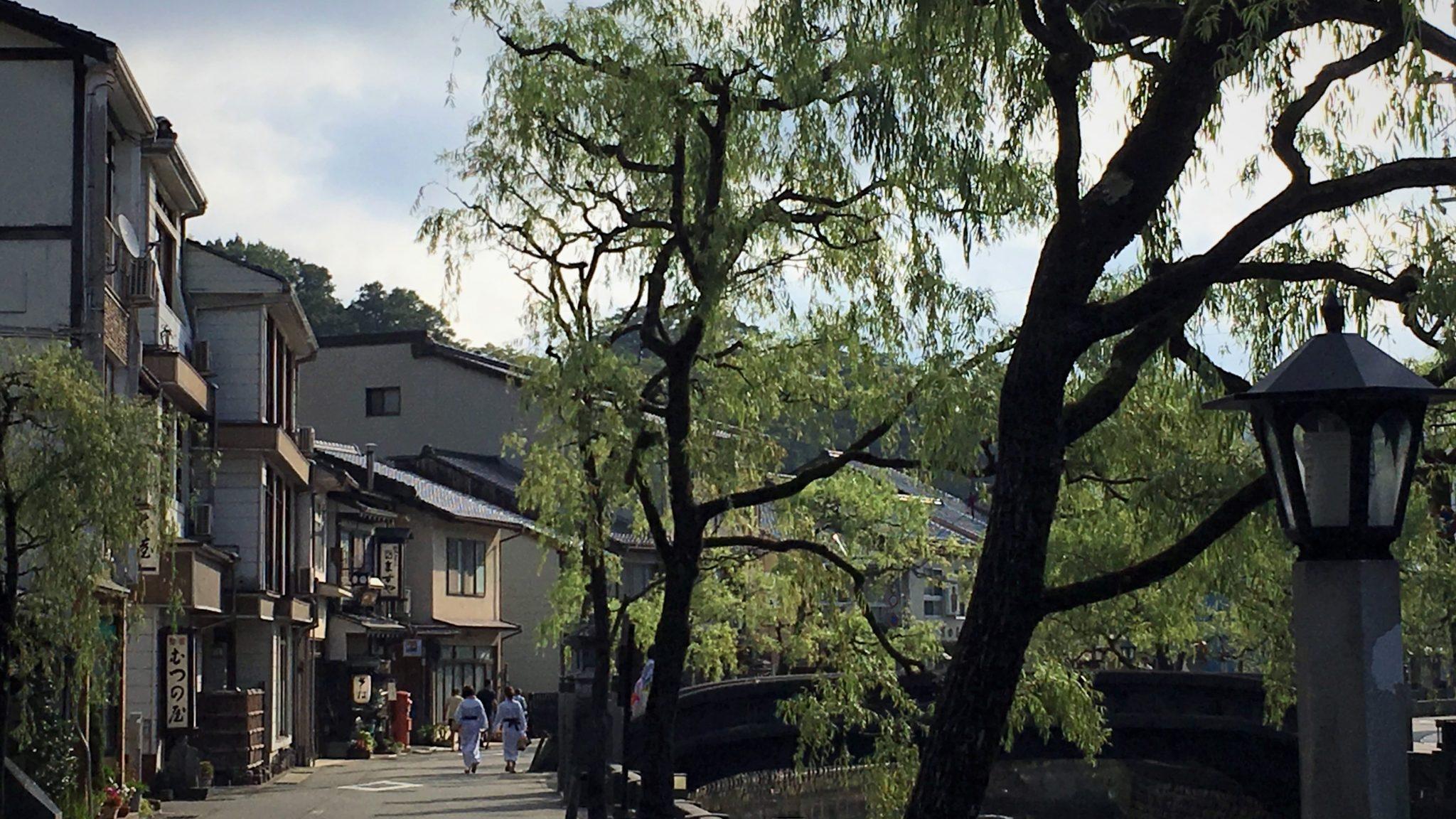 Doen in Kinosaki Onsen: hotspring-hoppen en sneeuwkrab eten