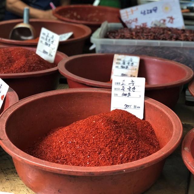Namdaemun Market Seoul
