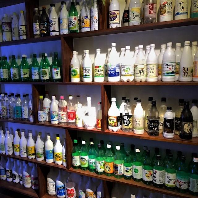 White Bear Makgeolli Bar