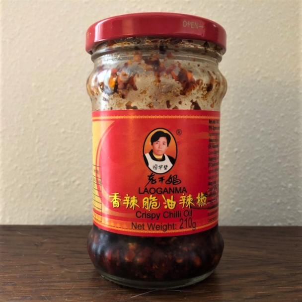 crispy chili oil