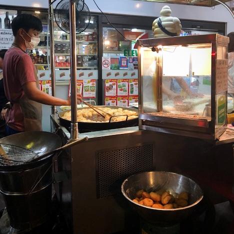 Food tour Bangkok
