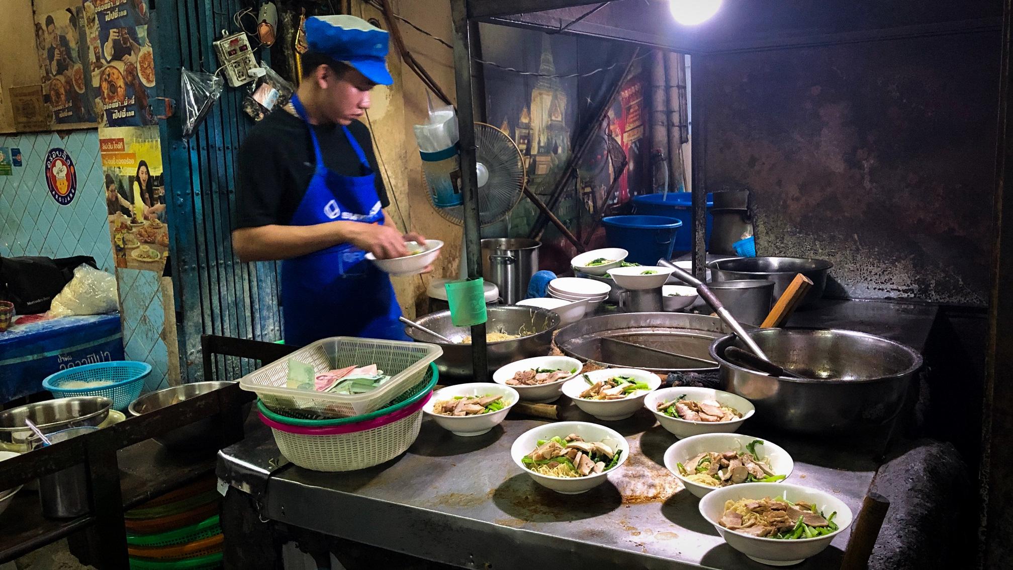 Epische street food tour in Bangkok (Chinatown)
