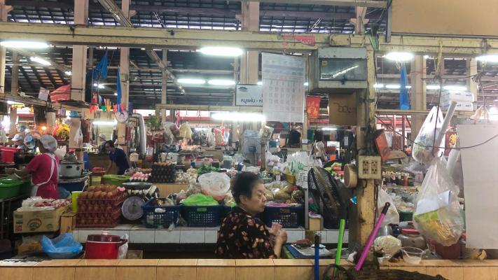 Foodies in Bangkok: de markt op met A Chef's Tour
